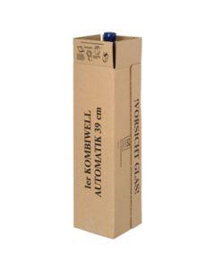 Flaschenkarton mit 1er Basic Einlage