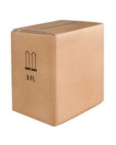 Flaschenkarton mit 9er Basic Einlage