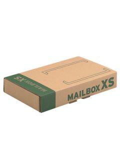 Mailbox Karton XS braun