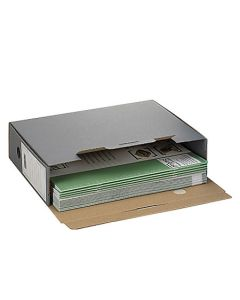 Archiv-Ablagebox 80 mm anthrazit