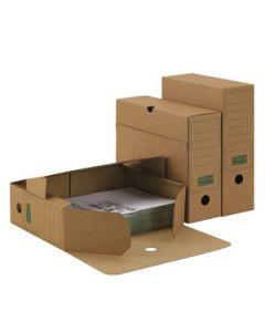 Ablagebox 100 select braun