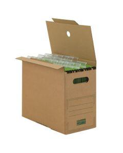 Transportbox 160 braun