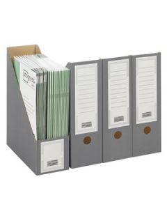 Archiv-Stehsammler 80 anthrazit