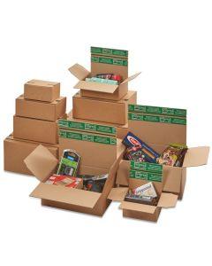 Rücksendeverpackung Flixbox für Retouren