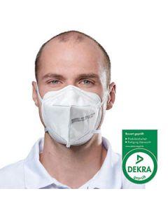 FFP2 Maske NR, DEKRA zertifiziert, made in Germany