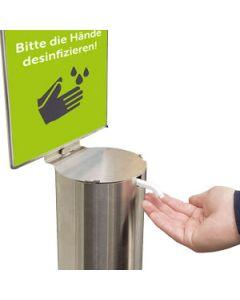 Desinfektionsmittel-Spender