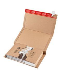 Universal-Versandverpackung - 325 x 250 x -80 mm