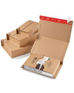 Universal-Versandverpackung - 147 x 126 x -55 mm