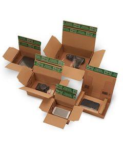 Folienfixiereinlage Fixtray für Versandkartons