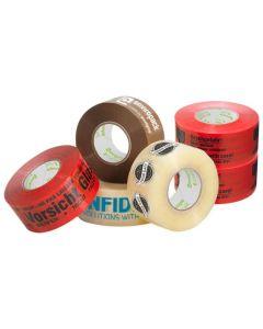 e-tape® 1 Packband - bedruckt - extra stark