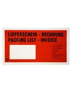 Begleitpapiertaschen C5 Lfs/Rg