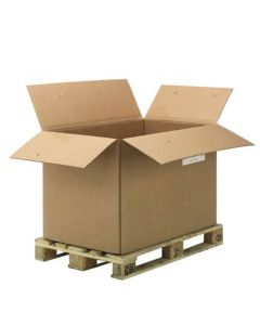 Palettencontainer - 1180 x 780 x 750 mm, Qual. 2.4