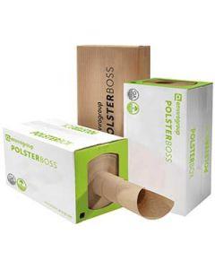 Polsterpapier in der Spenderbox