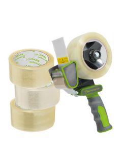 EnvoTape® Test-Set transparent + gratis Handabroller