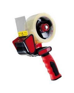 Handabroller T291 rot/schwarz