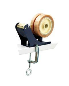 Klebeband-Tischabroller mit 2 Kernen (2 x 25 mm)