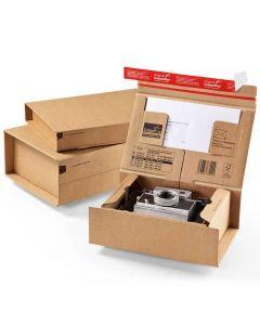 Paket Versandkarton - 215 x 155 x 43 mm