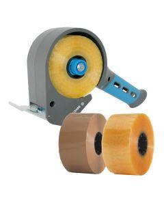 ZeroTape® Classic Test-Set Abroller Blau