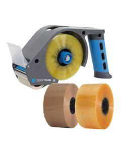 ZeroTape® Testset Abroller blau