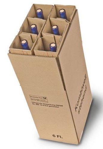 Flaschenkarton