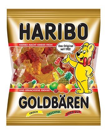 Haribo geschenkt!