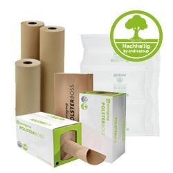 nachhaltiges Füllmaterial