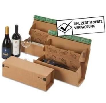 Weinkartons von enviropack