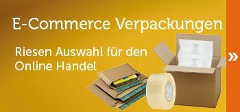 E-Commerce Verpackungen